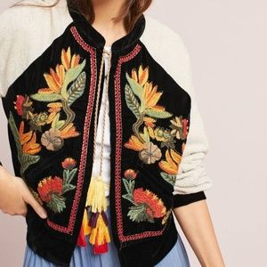 Anthropologie San Telmo Jacket by Maeve - NWT